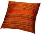 Revo Lagonda silk brocade pillow Syha