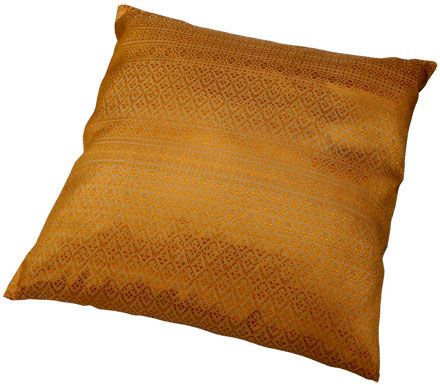 Mona Thea silk pillow